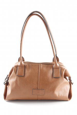 Tom Tailor Carry Bag cognac-coloured casual look