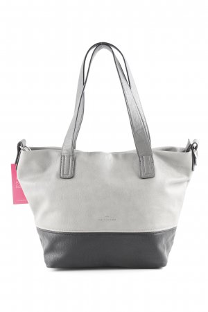 Tom Tailor Carry Bag grey-black casual look