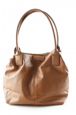 Tom Tailor Carry Bag light brown casual look