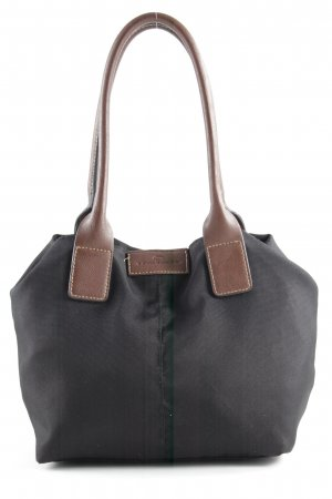 Tom Tailor Carry Bag black-brown casual look