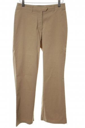 Tom Tailor High Waist Trousers brown casual look