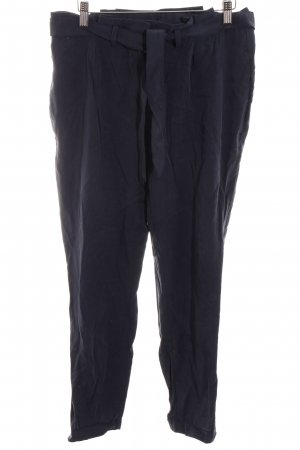 Tom Tailor High-Waist Hose dunkelblau Casual-Look