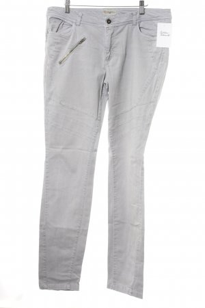 Tom Tailor High Waist Jeans hellgrau Casual-Look