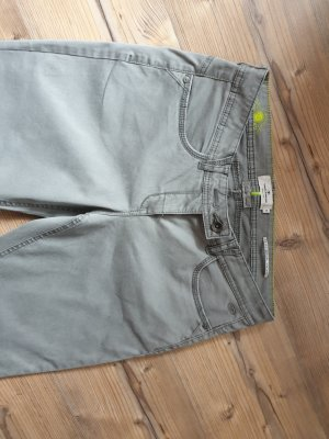 Tom Tailor Boyfriendbroek grijs