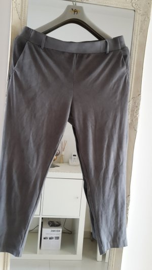 Tom Tailor Boyfriend Trousers grey mixture fibre