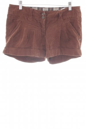 Tom Tailor Hot Pants cognac Casual-Look