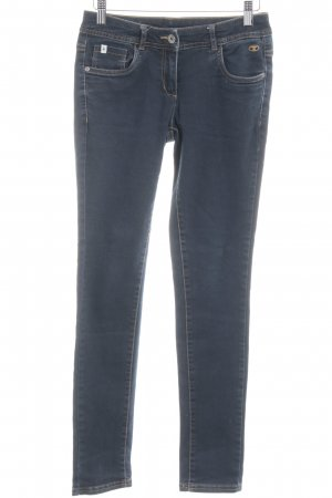 Tom Tailor Low Rise jeans donkerblauw casual uitstraling