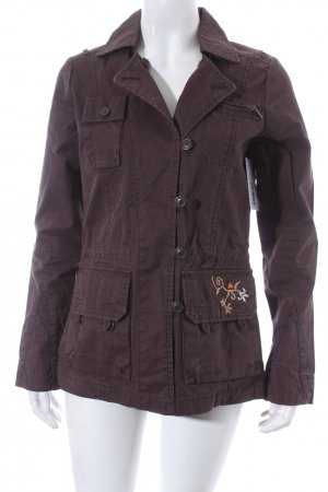 Tom Tailor Jacke braun Casual-Look