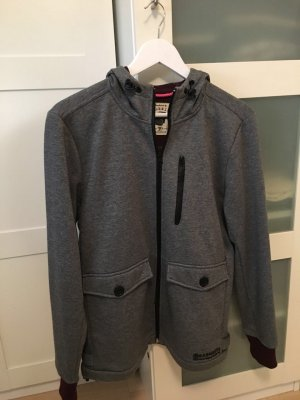 Tom Tailor Jacke in grau