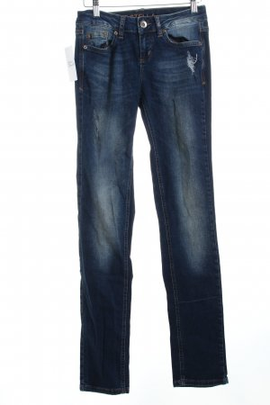 Tom Tailor Jeans blau Jeans-Optik