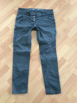 Tom Tailor Jeans Gr 38 Trapered Relaxed Petrol