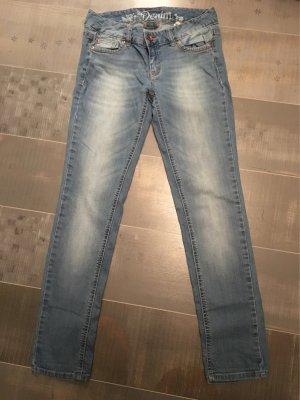 Tom Tailor Jeans hellblau Gr. 27/32