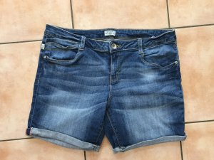 Tom Tailor Jeans Shorts Inch 31 Gr 42 blau