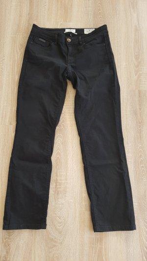 Tom Tailor Jeanshose schwarz