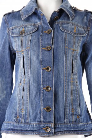 Tom Tailor Jeansjacke Blau