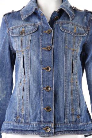 Tom Tailor Jeansjacke Blau