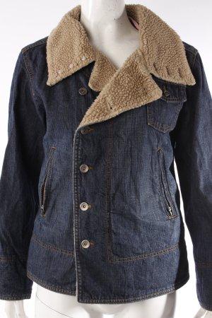 Tom Tailor Jeansjacke Plüschdetails