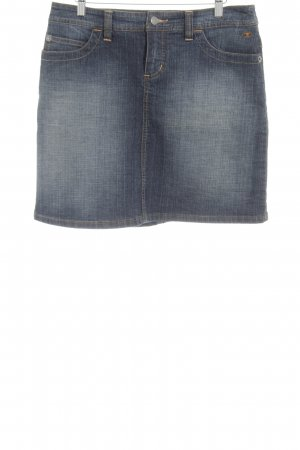 Tom Tailor Jeansrock graublau-stahlblau Casual-Look
