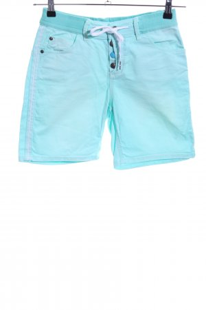 Tom Tailor Jeansshorts türkis Casual-Look