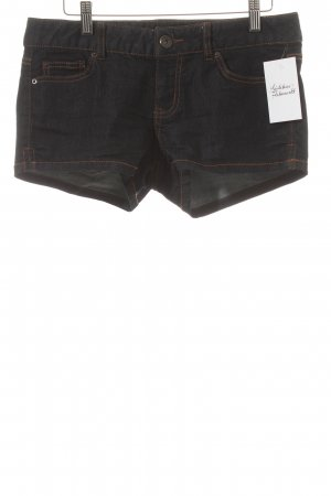 Tom Tailor Jeansshorts dunkelblau Casual-Look