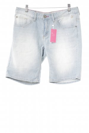 Tom Tailor Jeansshorts himmelblau Casual-Look