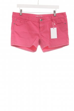 Tom Tailor Jeansshorts magenta Casual-Look