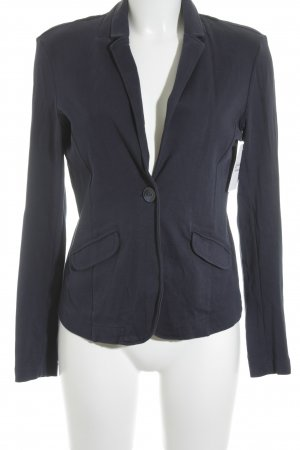 Tom Tailor Jerseyblazer dunkelblau Casual-Look