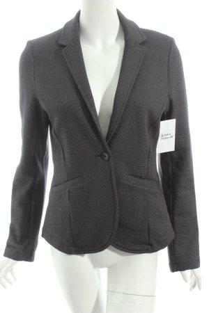 Tom Tailor Jerseyblazer grau Street-Fashion-Look