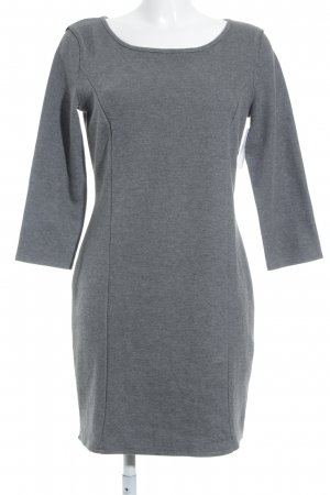 Tom Tailor Jerseykleid grau Casual-Look