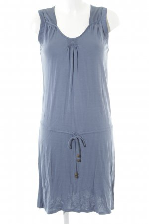 Tom Tailor Jerseykleid graublau Casual-Look