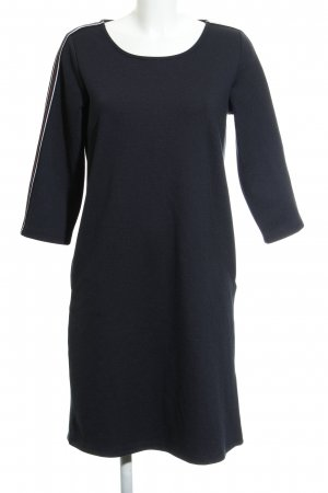 Tom Tailor Jerseykleid mehrfarbig Casual-Look