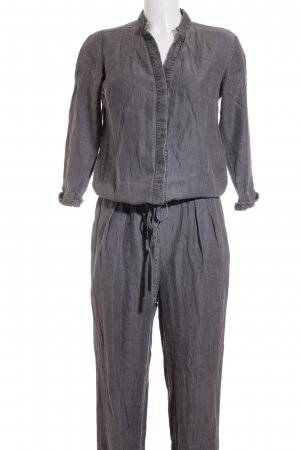 Tom Tailor Jumpsuit grau Casual-Look