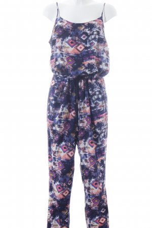 Tom Tailor Jumpsuit Mustermix Casual-Look