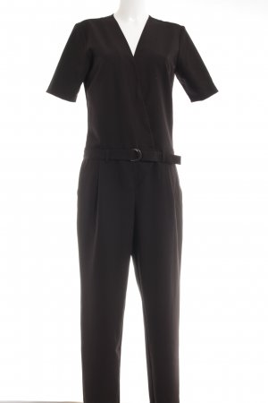 Tom Tailor Jumpsuit schwarz klassischer Stil