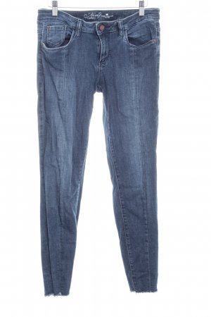 Tom Tailor Carrot Jeans dark blue classic style