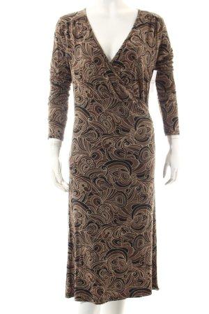 Tom Tailor Kleid florales Muster Gypsy-Look