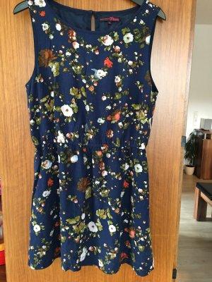 Tom Tailor Kleid Gr.XL bunt Blumen