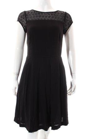 Tom Tailor Kleid schwarz Casual-Look