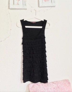 Tom Tailor Kleid Schwarz größe S