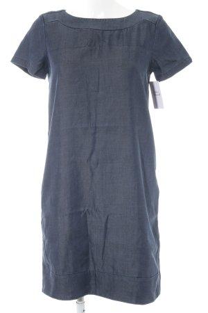 Tom Tailor Kurzarmkleid dunkelblau Casual-Look