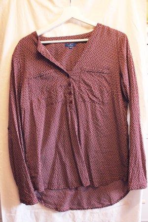 Tom Tailor Blusa de manga larga multicolor Algodón