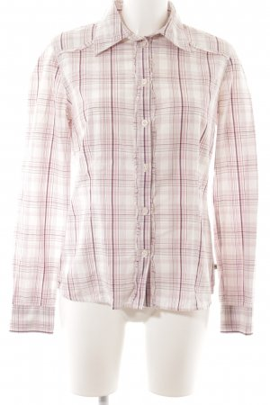 Tom Tailor Long Sleeve Blouse check pattern casual look