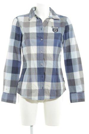 Tom Tailor Langarmhemd Karomuster schlichter Stil