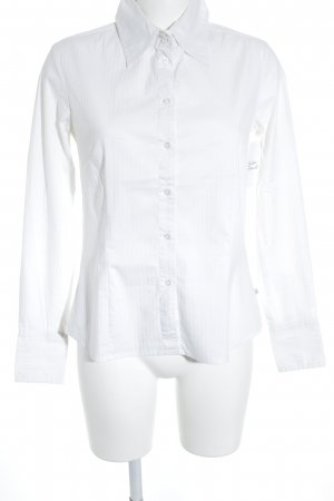 Tom Tailor Camisa de manga larga blanco look casual