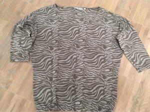 Tom Tailor:Leichtes Shirt mit Animal Print