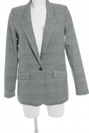 Tom Tailor Blazer largo estampado a cuadros look casual