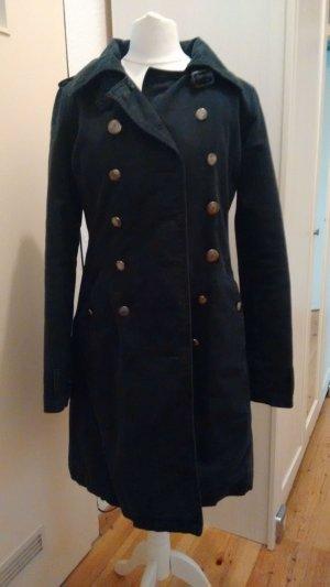 Tom Tailor Denim Short Coat dark blue-blue
