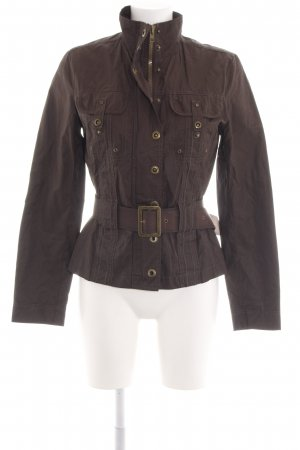 Tom Tailor Military Jacket brown casual look