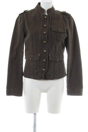 Tom Tailor Military Jacket khaki casual look