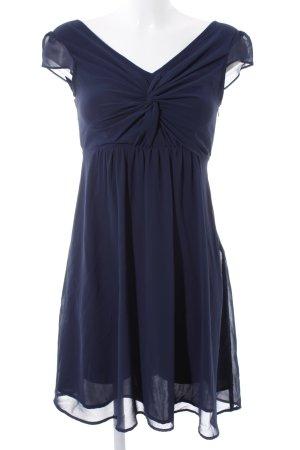 Tom Tailor Minikleid dunkelblau Elegant
